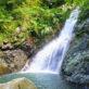 比地大滝【沖縄】でトレッキングを楽しむ女子旅