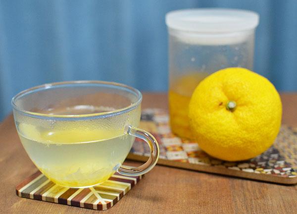 ゆず茶の作り方 効果・効能とアレンジした飲み方の解説も