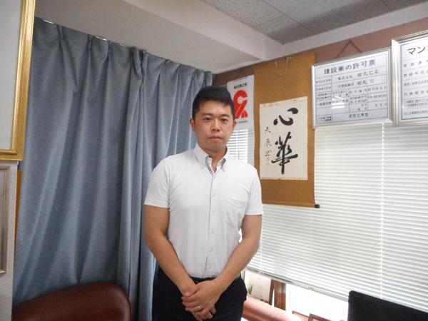 時代の流れに適応した不動産投資~田丸ビル 代表取締役 田丸賢一氏インタビュー