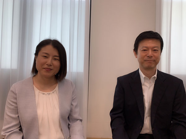 BIG TREE株式会社 成田周平氏 大友未季子氏