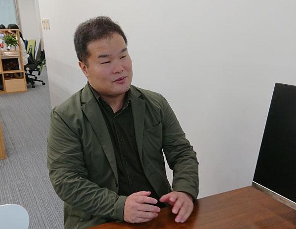 シニアジョブ 安彦守人氏(広報部部長)