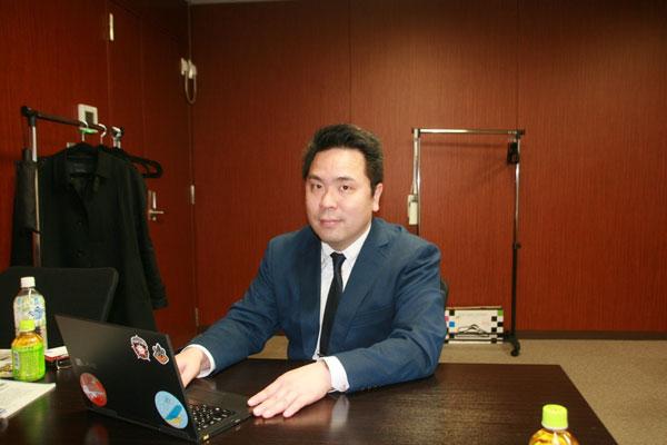 株式会社FP-MYSの代表取締役社長CEO 工藤崇氏