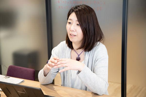 軒先株式会社 代表取締役 西浦明子氏